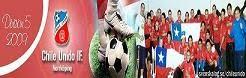 Chile Unido en 5a division, hoy 18 de abril tiene su Premier
