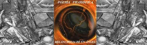 filosofia: melancholia de un ángel
