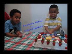 Rafael 5 anos, Gabriel