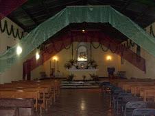 Iglesia Señor de Misericordía de aldea Suacité