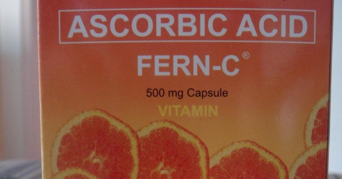 Diva Beauty Secrets Fern C Non Acidic Alkaline Vitamin C