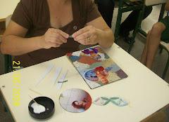 Geração de renda ou apenas hobby...importa fazer Arte.