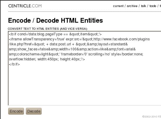 menulis kode HTML di post blog