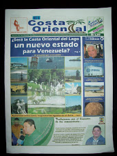 """SEMANARIO EL COSTA ORIENTAL """"TU VOZ"""" ZULIA - VENEZUELA"""