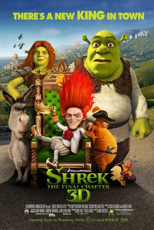 daves movie site movie review shrek forever after