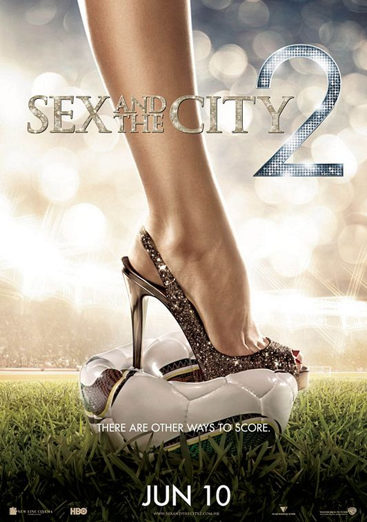Movie Review: Sex and the City 2