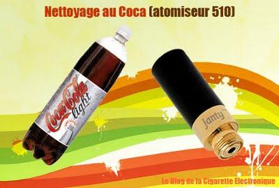 nettoyage atomiseur cigarette electronique 510