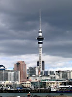 Auckland City Sky Tower Attraction