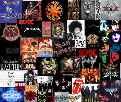 heavy bandas: