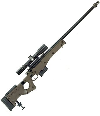 Rifles (Dream Team) Arctic Warfare Super Magnum-.338 Lapua