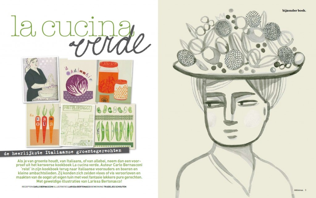 La Cucina Verde / From Ezter with Love