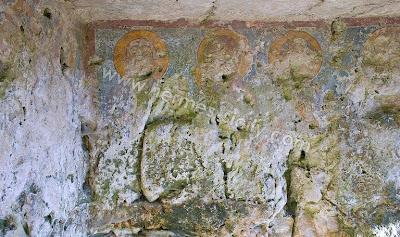 Grotta dei Santi di Cava d'Ispica