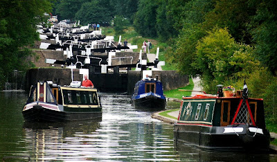 Image result for hatton flight of locks