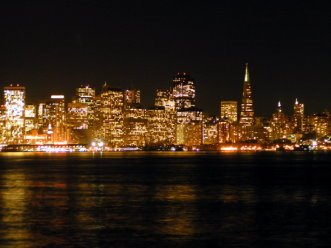 San Francisco By Night April 2007