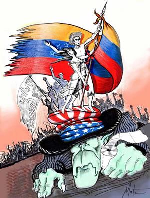 SOLIDARIDAD CON VENEZUELA A 12 AÑOS DE LA REVOLUCIÓN BOLIVARIANA