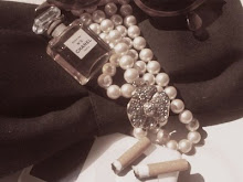 Done with pearls? Oh, never darl..!