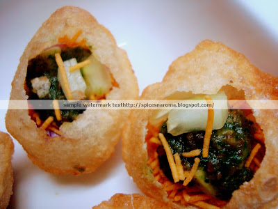 Indian street food masala puri indian chaat spices and aroma street foods are the ones sold by vendors from portable stalls they are seen in any road corners or beach sides or parks in india forumfinder Gallery