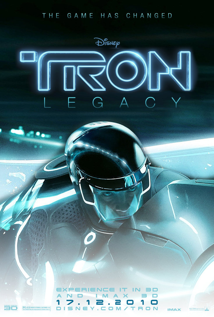 TRON LEGACY dans TRON LEGACY Tron+Legacy+new+Imax+Poster