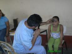 Tamizajes auditivos y visuales