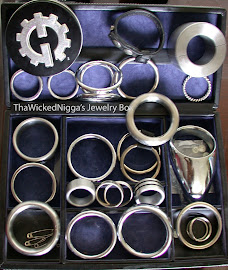 COCKRING JEWELRY BOX
