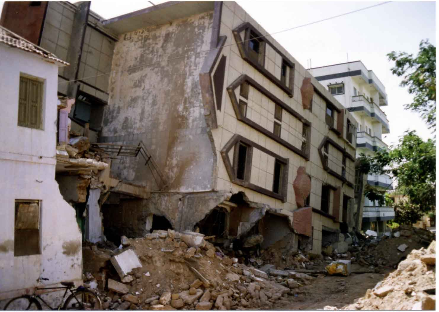 Impact of moderate earthquakes in post-Bhuj era: Case ...