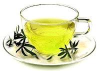 Recette à base de thé vert pour un ventre plat