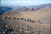 guide de montagne en pays berbère au MAROC