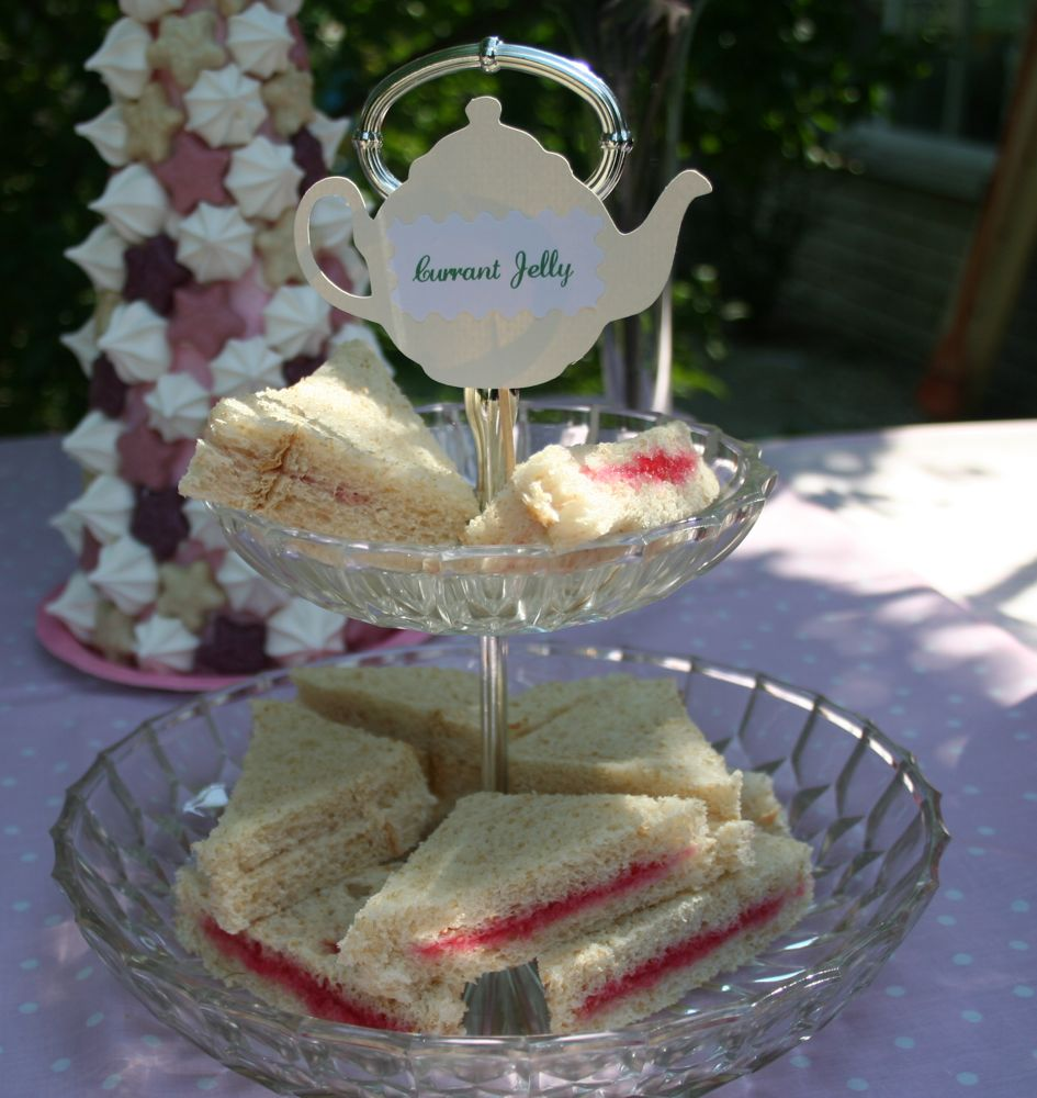 Sew Can Do: Tea Party 1st Birthday