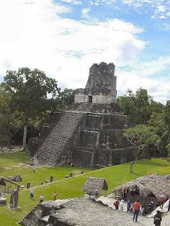 tikal cultura maya
