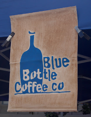 Photo of Blue Bottle Coffee's sign
