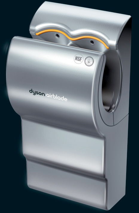 Everyday Love Dyson Airblade Hand Dryers