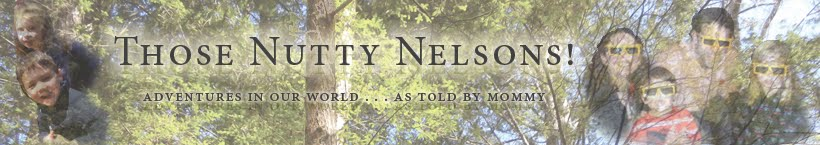 those nutty nelsons!
