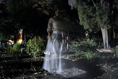 "Lantern Tours at the ""Old City Cemetery"" Sacramento, CA"