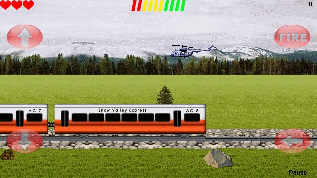 Kayu Tren Yolu 2 Oyunu