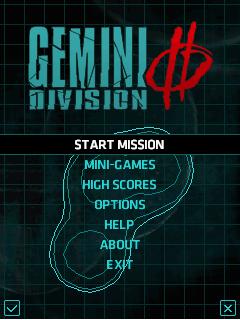 لعبة اللغاز المميزة Gemini Division للجيل الخامس صيغة جافا Sjboy