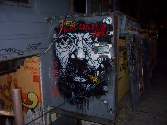 12 chairs williamsburg nyc artist