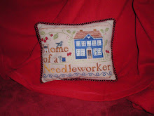LITTLE HOUSE NEEDLE WORK