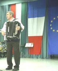 Domnul prof.Mandran in Germania