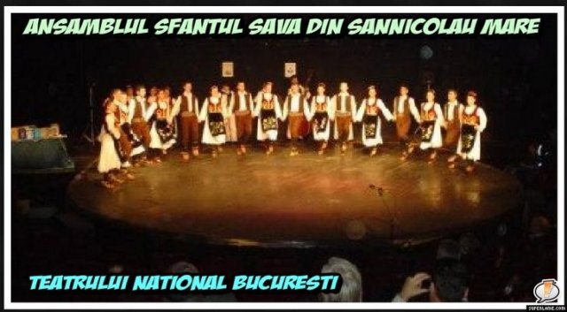 Ansamblul  Sfantul Sava din Sannicolau Mare