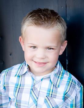 Tyler Martin   -       Age 6