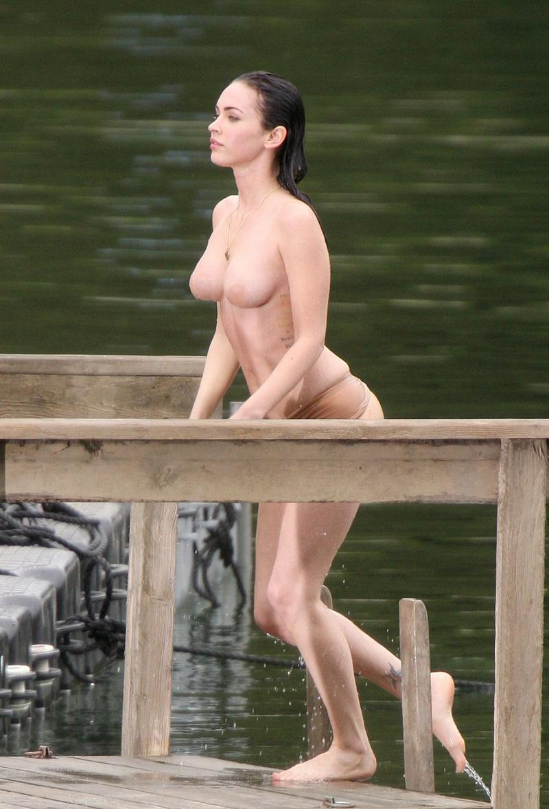 Megan fox naked pornhub
