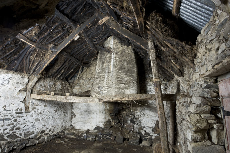 Some Comparable Roof Structures Wexfordthatchedcottage