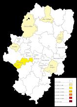 mapa dels Cognoms de Topònims aragonesos entre valencians (en construcció)