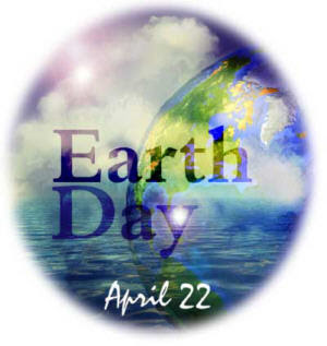 Earth Day 22 Abril