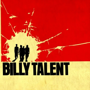 billy talent discography