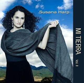 NUEVO NUEVO NUEVO.... SUSANA HARP - MI TIERRA VOL. II MT+VOL+II