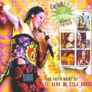 LILA DOWNS... THE VERY BEST OF --EL ALMA DE LILA DOWNS Lila_Downs-The_Very_Best_Of_El_Alma_De_Lila_Downs-Frontal