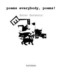 poems everybody, poems!