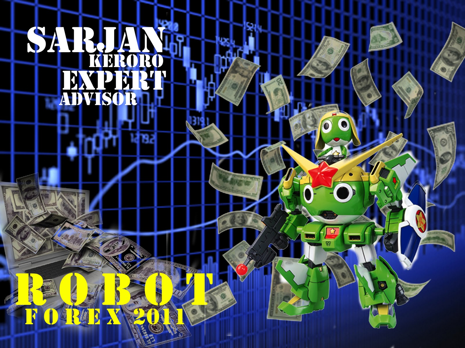Ai-forex robot v1