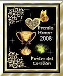 premio honor 2008